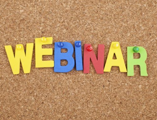 Jen's Corner: Tips for a successful webinar