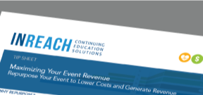 Repurpose your event to increase revenue