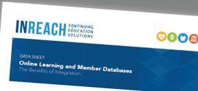 Integrating your online learning with your member database